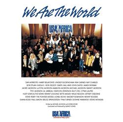 「We Are The World」のUSAフォー・アフリカが日本の震災救援活動に1万ドルを寄付