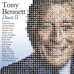 急逝したエイミー・ワインハウス最後の録音参加作、トニー・ベネットの新作が10月リリース