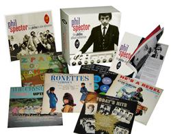 フィル・スぺクター「フィレス・レコード」初CD化6作品を含む豪華ボックスのリリースが決定!
