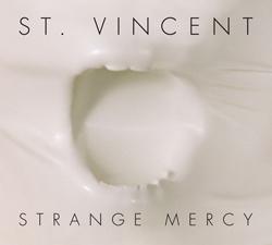 ブルックリンの才媛SSW、セイント・ヴィンセントが語るストレンジでポップな曲作りの極意