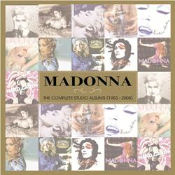 円高で激安!マドンナの全オリジナル・アルバム11枚127曲が入った輸入盤ボックス・セットが本日発売!
