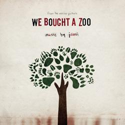 ヨンシー(シガー・ロス)手がける映画『We Bought A Zoo』のサントラ日本盤発売が決定!