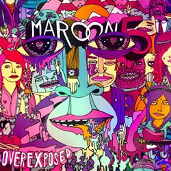 マルーン5、4枚目のスタジオ・アルバム『オーヴァーエクスポーズド』が6月27日にリリース!