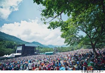 フジロックフェスティバル'12のオフィシャル・ライヴ写真が公開!<GREEN STAGE編>
