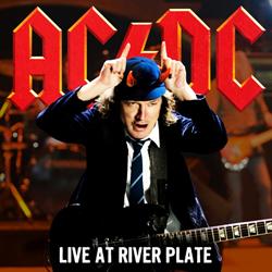 AC / DC、20年ぶりのライヴ・アルバム『ライヴ・アット・リヴァー・プレイト』発売決定!