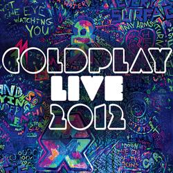 コールドプレイ、9年ぶりとなるコンサート・フィルム / ライヴ・アルバム『ライヴ2012』発売決定!