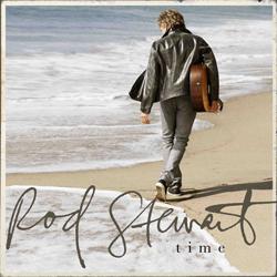 ロッド・スチュワート、約12年ぶりのオリジナル・アルバム『タイム』が5月8日リリース決定!