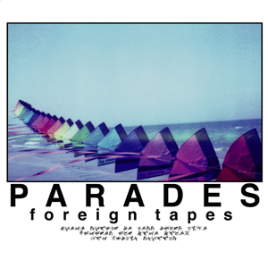 【パレーズ interview】インディ・ロック・シーン期待の4人組、パレーズ——パンキッシュな疾走感と壮大な叙情性を兼ね備えたデビュー・アルバム