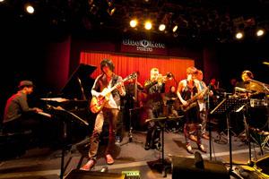 ブルーノート復活記念日の夜、ブルーノート東京に豪華ミュージシャンが大集合!