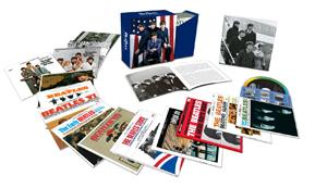 ザ・ビートルズ、アメリカ編集盤を集めた『THE U.S. BOX』の発売が決定