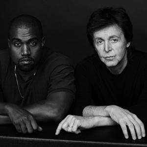 カニエ・ウェスト、ポール・マッカートニーをフィーチャーした新曲を公開