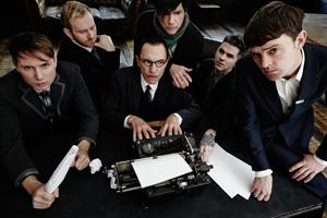 フランツ・フェルディナンドとスパークスのユニット、FFSがミュージック・ビデオを公開