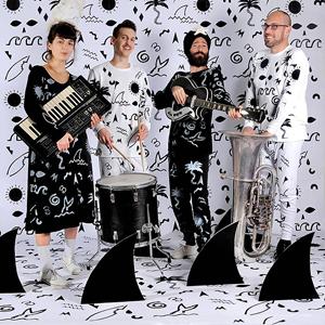 イスラエルのサーフ・ロック・バンド、BOOM PAMを日本へ! クラウドファンディングを開始