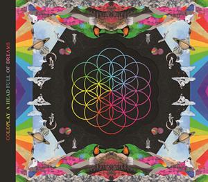 コールドプレイ、ニュー・アルバム『ア・ヘッド・フル・オブ・ドリームズ』のリリースが決定