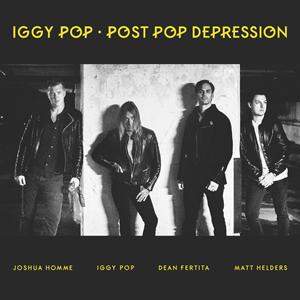 イギー・ポップがジョシュ・ホーミらとともに制作した新作『ポスト・ポップ・ディプレッション』をリリース