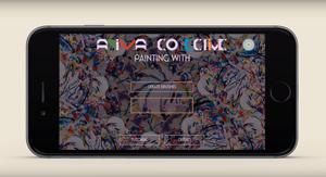 アニマル・コレクティヴ、新曲「Lying in the Grass」をフィーチャーしたお絵かきアプリを公開