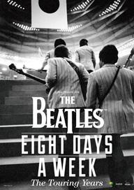 映画『ザ・ビートルズ EIGHT DAYS A WEEK - The Touring Years』の公開が決定