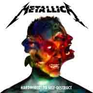 メタリカ、8年ぶりのニュー・アルバム『Hardwired...To Self-Destruct』を11月に発表