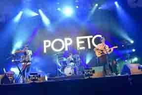 POP ETC、渋谷 duo MUSIC EXCHANGEにて単独公演を開催