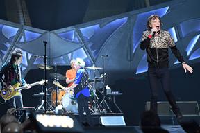 ザ・ローリング・ストーンズ、ラスベガス公演でニュー・アルバム収録曲を披露