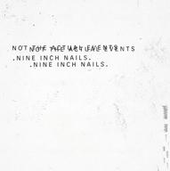 ナイン・インチ・ネイルズ、5曲入りEPを12月23日にリリース