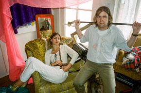 アリエル・ピンクと女性SSWワイズ・ブラッドがコラボレーション・アナログ盤をリリース