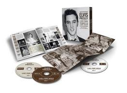 エルヴィス・プレスリー、伝説のサン・レコード時代の音源をまとめた3枚組が登場