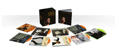 デヴィッド・ボウイ、ボックス第3弾の発売が12月20日に決定