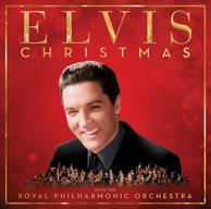 エルヴィス・プレスリー、ロイヤル・フィルとの夢の共演作第3弾はクリスマス・ソング集