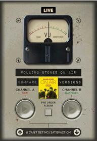 """ザ・ローリング・ストーンズ、『オン・エア』の音源が比較できる""""デ・ミックス""""アプリを公開"""
