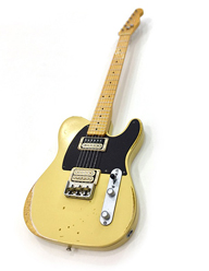 ジェフ・ベックの半世紀を追ったドキュメンタリー映像作品がギター・フィギュア付きで発売に