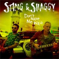 スティング&シャギー、コラボレーション楽曲「ドント・メイク・ミー・ウェイト」を公開