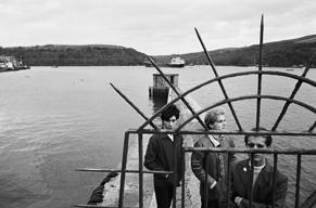 スティーヴ・ジャンセン、日本初の写真展を京都伊勢丹で開催
