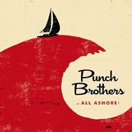 パンチ・ブラザーズ、初のセルフ・プロデュースによる新作『All Ashore』を7月にリリース
