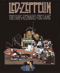 結成50周年、レッド・ツェッペリンのライヴ映画『熱狂のライヴ』の大音量上映が決定