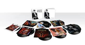 デヴィッド・ボウイのボックス・セット第4弾『ラヴィング・ジ・エイリアン』の発売が決定