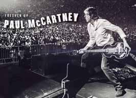 ポール・マッカートニー、来日公演〈フレッシュン・アップ ジャパン・ツアー2018〉の開催が決定