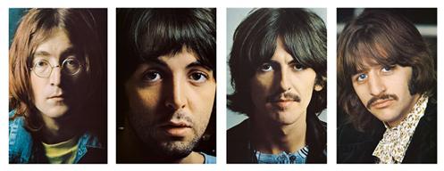 ザ・ビートルズ、ホワイト・アルバムの発売を記念したポップ・アップ・ショップがオープン