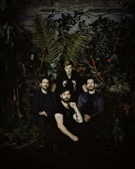 フォールズ、2部作の1枚目にあたるニュー・アルバムをリリース