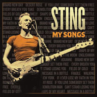スティング、セルフ・カヴァー・アルバム『マイ・ソングス』を5月にリリース