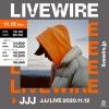 JJJ、3年ぶりのワンマン・ライヴを恵比寿LIQUIDROOMで開催