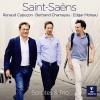 ルノー・カピュソン、エドガー・モロー、ベルトラン・シャマユがサン=サーンスの室内楽作品集を発表