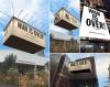 ジョン・レノン&オノ・ヨーコの「WAR IS OVER!」巨大ビルボードがARで東京に出現