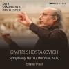 新生南西ドイツ放送響、初の交響曲のリリースはインバル指揮『ショスタコーヴィチ:交響曲第11番』