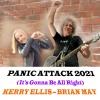 クイーンのブライアン・メイがケリー・エリスとコラボした新曲「パニック・アタック2021」発表