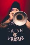 トランペット奏者ジェイミー・ブランチが2枚組ライヴ・アルバムを発表