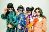 話題のティーンネイジ・バンド、The Linda Lindasが新曲「Oh!」を発表