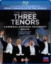 1990年にローマで行なわれた「三大テノール」による伝説コンサートが初Blu-ray化