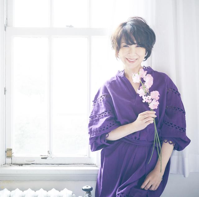伊藤 蘭、歌手活動再開となるソロ・デビュー・アルバムのダイジェスト映像第2弾を公開