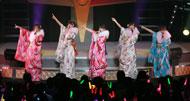 ℃-ute、新春コンサートで解散日を6月12日と発表